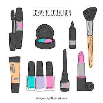 Set de accesorios de belleza