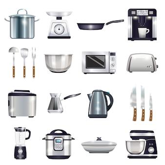 Set de accesorios de cocina
