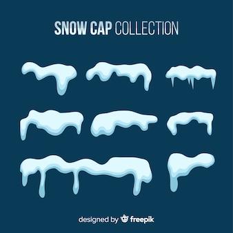 Set de acumulación de nieve