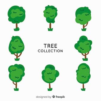 Set de árboles
