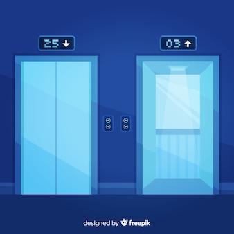 Set de ascensores