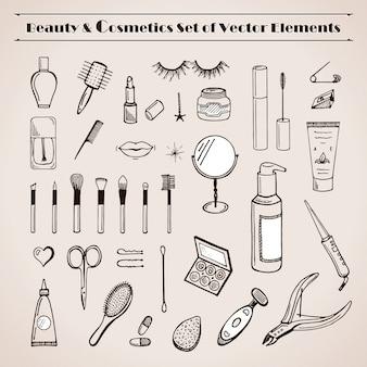 Set de belleza y cosmética