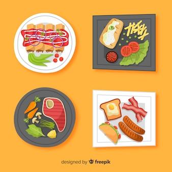 Set de comidas