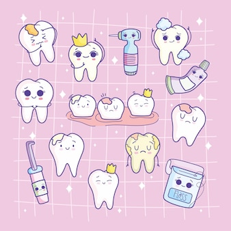 Set de cuidado dental