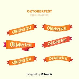 Set de cintas de oktoberfest