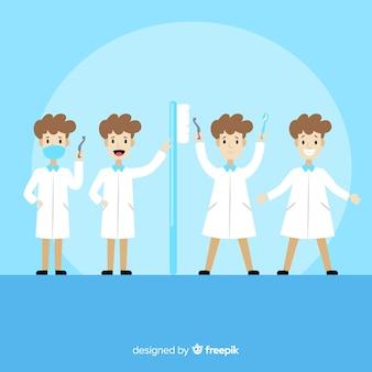 Set de dentistas