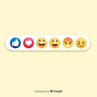 Set de emoticones