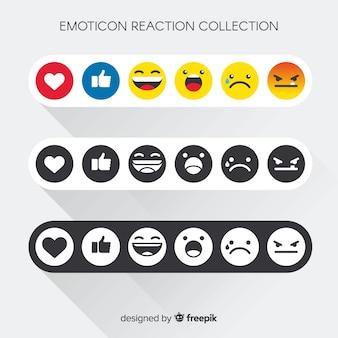 Set de emoticonos