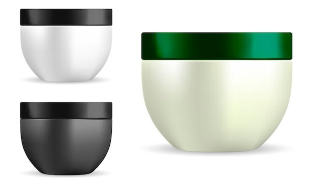 Set de envase cosmético.