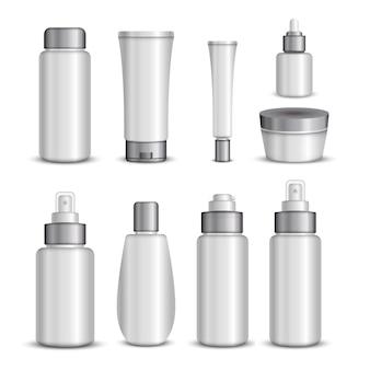 Set de envases cosméticos