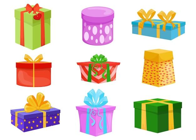 Set de envoltorios de regalo