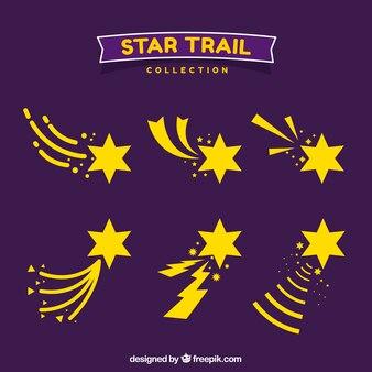 Set de estrellas