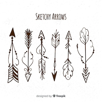Set de flechas