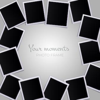 Set de fotos polaroid