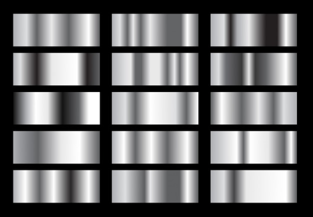 Set gradient marble