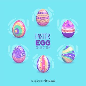 Set de huevos de pascua
