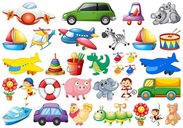 Set de juguete para niños