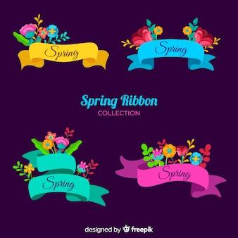 Set de lazos de primavera