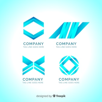 Set de logotipos