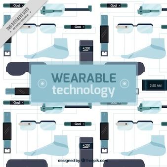 Set de technología ponible