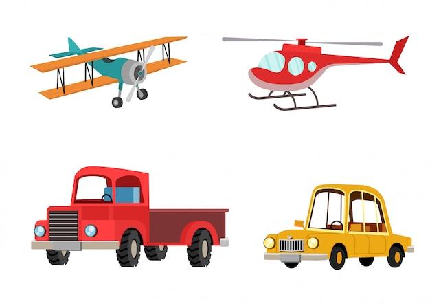 Set de transporte