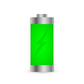 Signo de batería energética