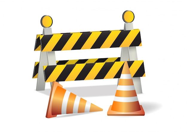 Bajo signo de construcción.