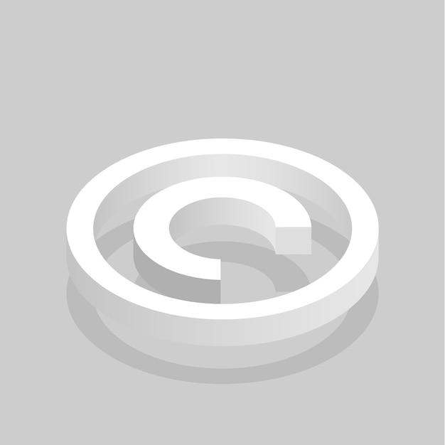 Signo de copyright