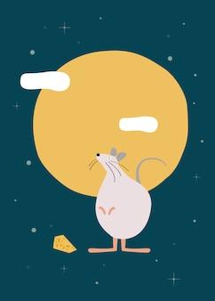 Signo del zodiaco chino de la rata