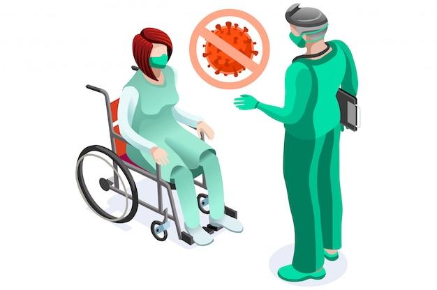 Signos y síntomas de personas infectadas con virus