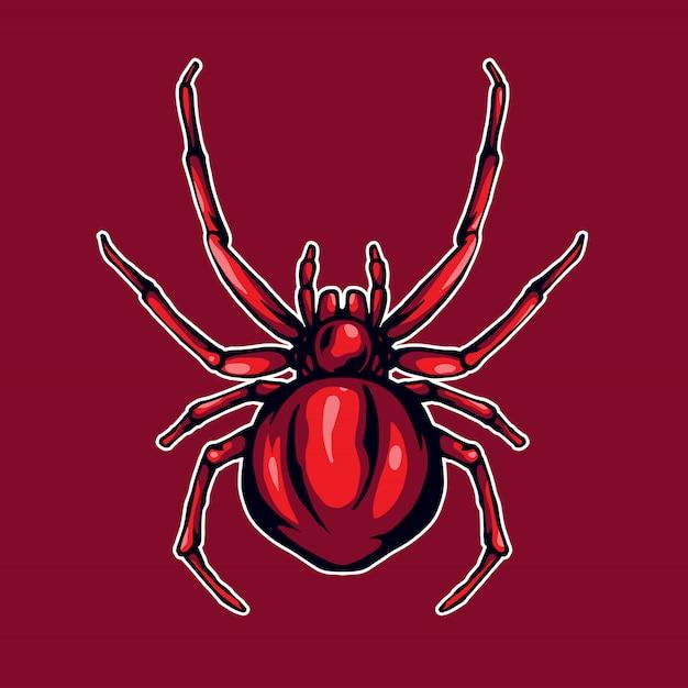 Símbolo de araña