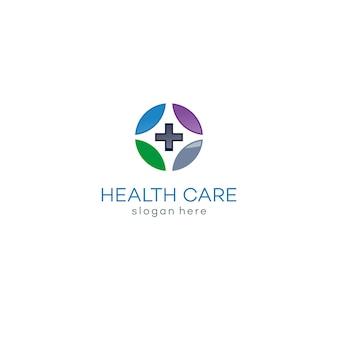 Símbolo de cuidado de la salud