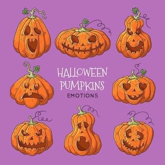 Símbolo realista de halloween