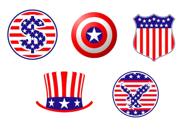 Símbolos patrióticos estadounidenses