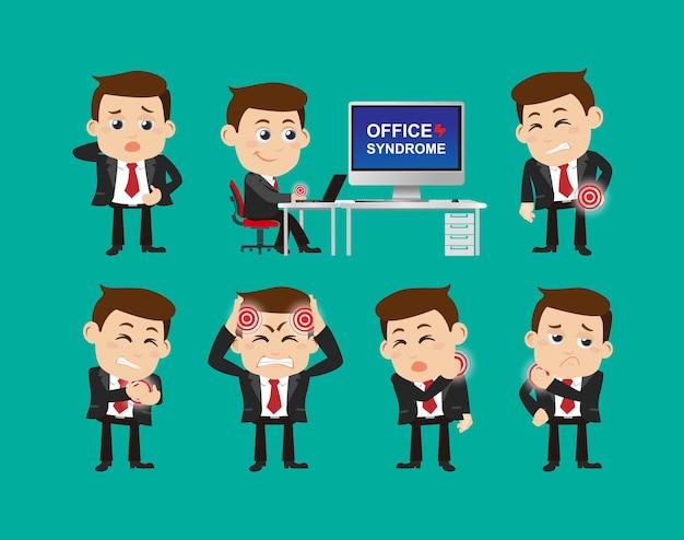 Síndrome de la oficina