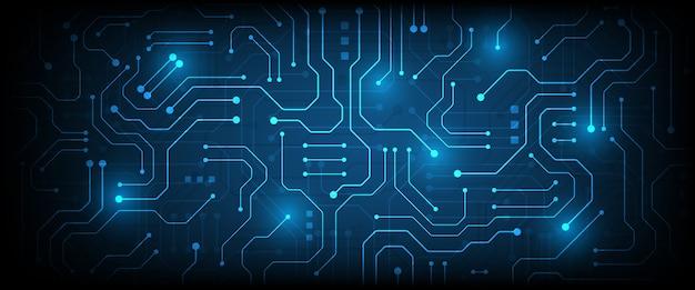 Sistema de conexión de datos digitales de alta tecnología.