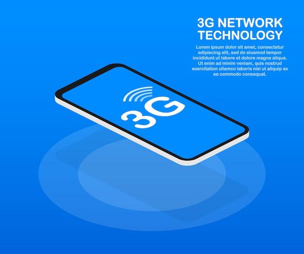 Sistemas inalámbricos de red 3g e internet. red de comunicacion. .
