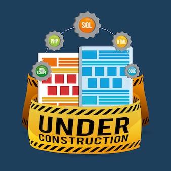 Sitio en construcción diseño