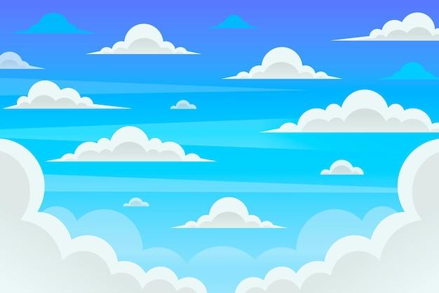 Sky - fondo para videoconferencia
