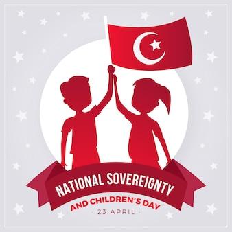 Soberanía nacional y el día del niño