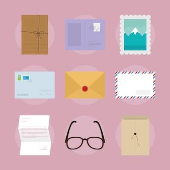 Sobres y correo
