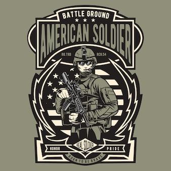 Soldado americano