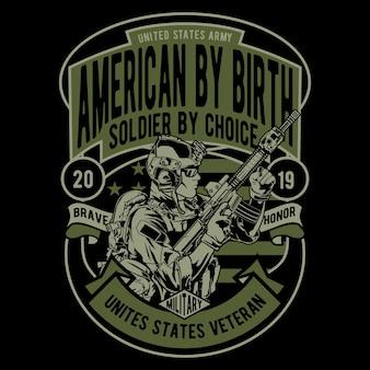 Soldado por elección