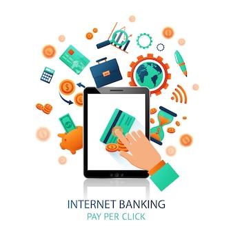 Solicitud de banca por internet