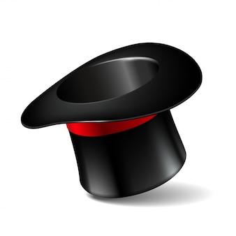 Sombrero mágico aislado