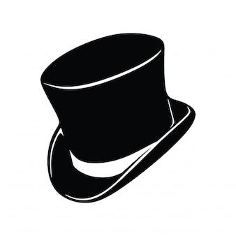 Sombrero mágico clásico