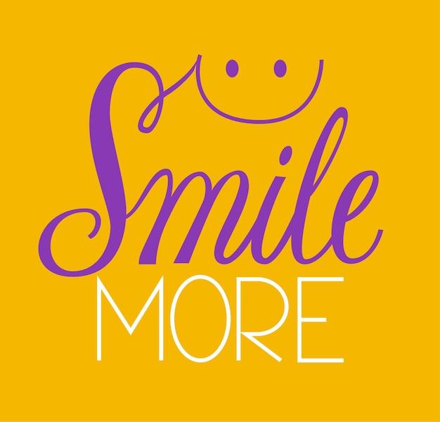 Sonríe más