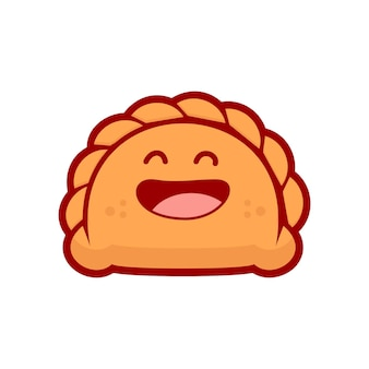Sonrisa empanada
