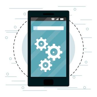 Soporte técnico de teléfonos inteligentes y la computación en nube
