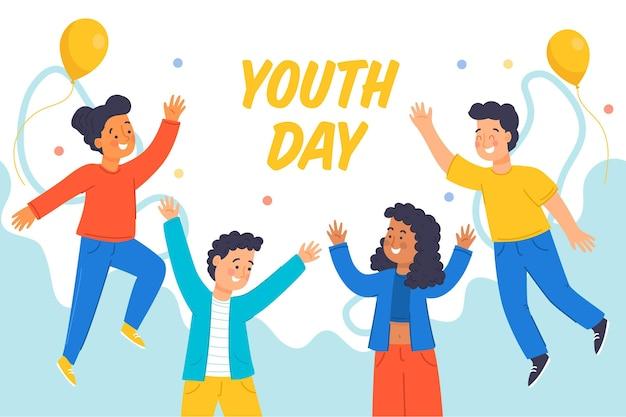Sorteo del día de la juventud